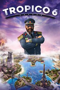 Carátula para el juego Tropico 6 de Xbox 360