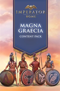 Imperator: Rome - Magna Graecia Content Pack
