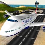 飞机模拟驾驶开飞机调度机场降落