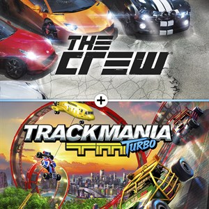 The Crew and Trackmania Turbo Xbox One