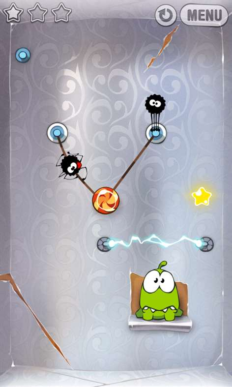 Cut The Rope for iPhone, iPad, iPod Touch full screenshot
