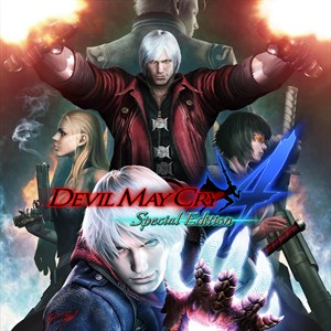 Devil May Cry 4 Special Edition Xbox One