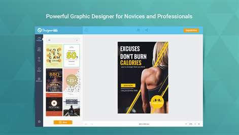 FotoJet Designer LiteScreenshots 1
