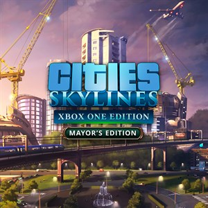 Cities: Skylines - Mayor's Edition Xbox One