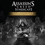 Assassin's Creed® Syndicate Gold Edition Logo