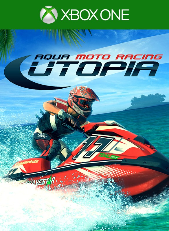 Aqua Moto Racing Utopia boxshot