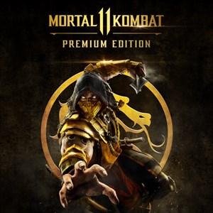 Mortal Kombat 11 Edición Prémium Xbox One
