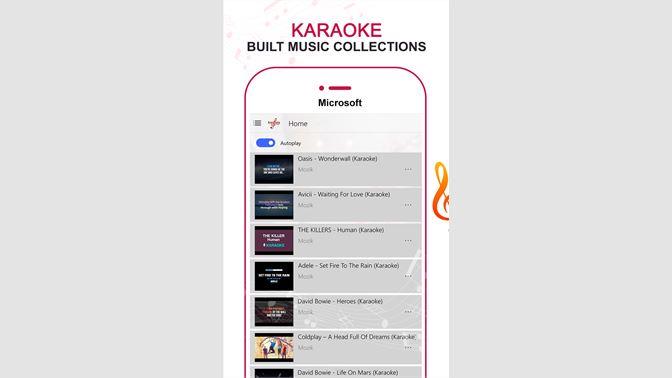 Get Karaoke Voice - Microsoft Store