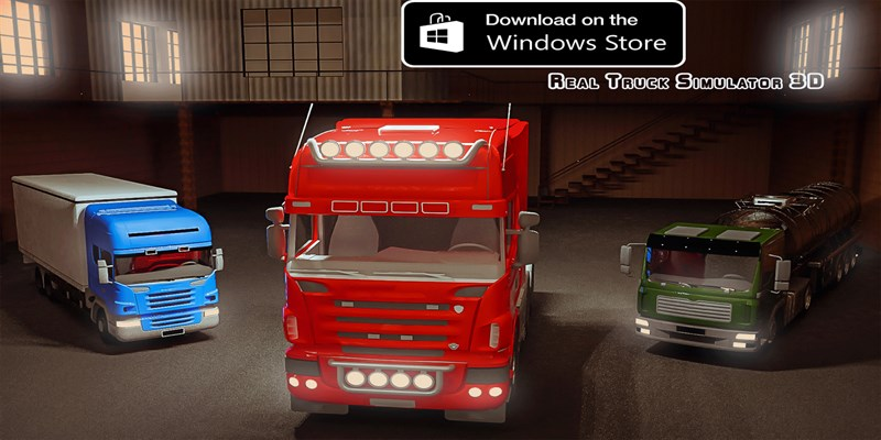 Get Real Truck Simulator 3d Extreme Trucker Parking Microsoft