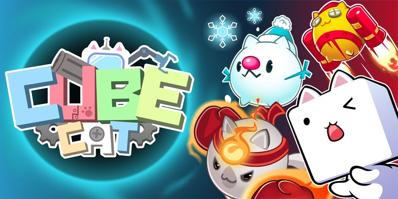 Get Cube Cat - Microsoft Store