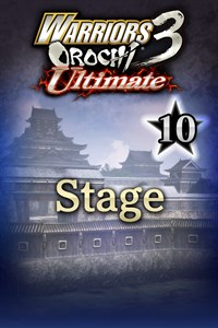 Carátula del juego WARRIORS OROCHI 3 Ultimate STAGE PACK 10