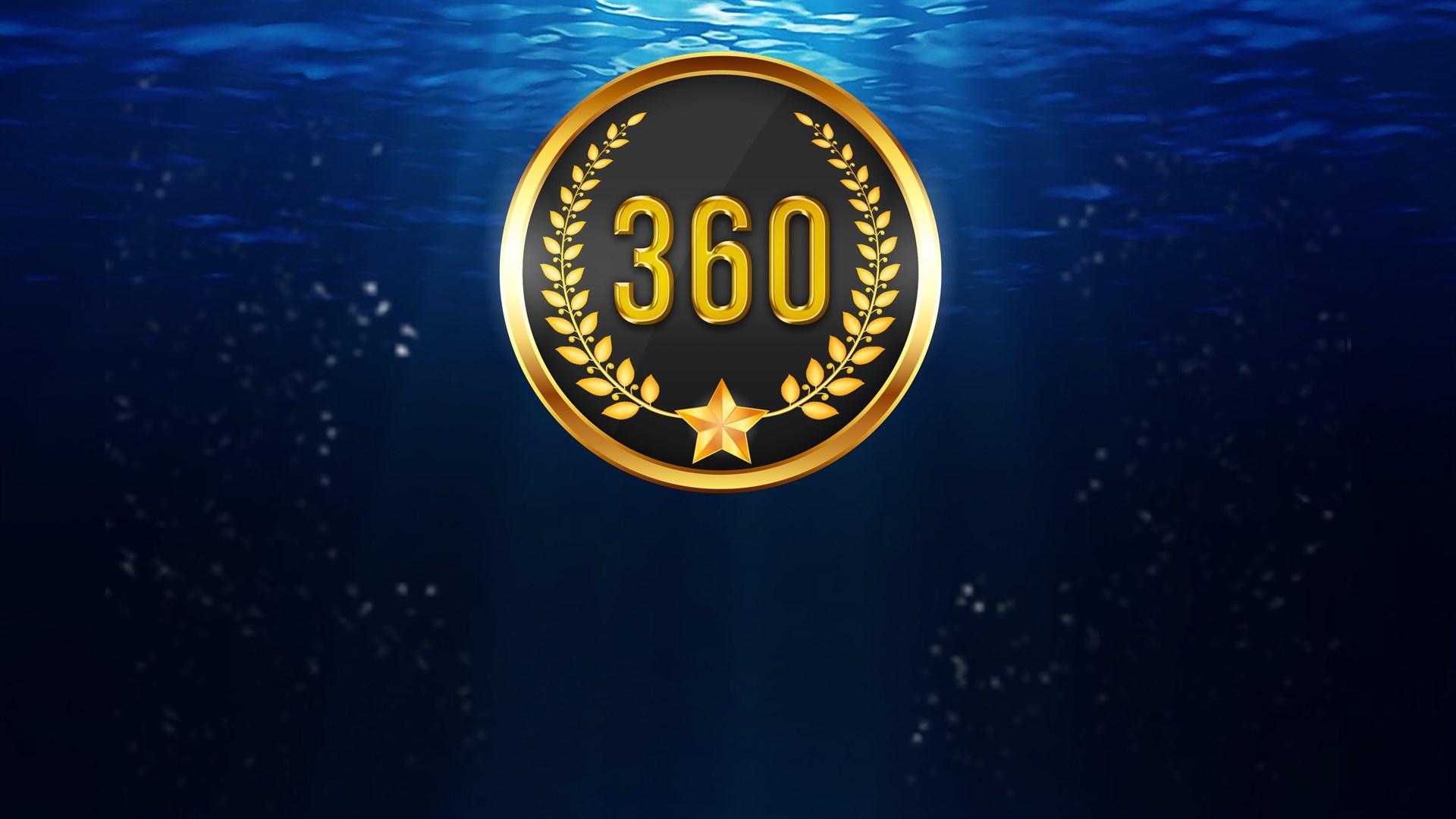 360 days of Premium Account