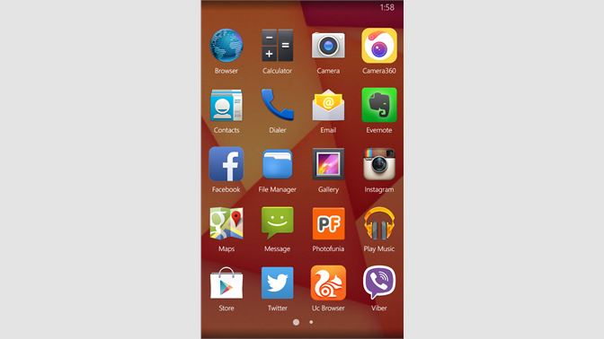 lumia launcher for android free download