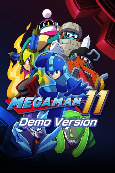 Mega Man 11 Demo Version