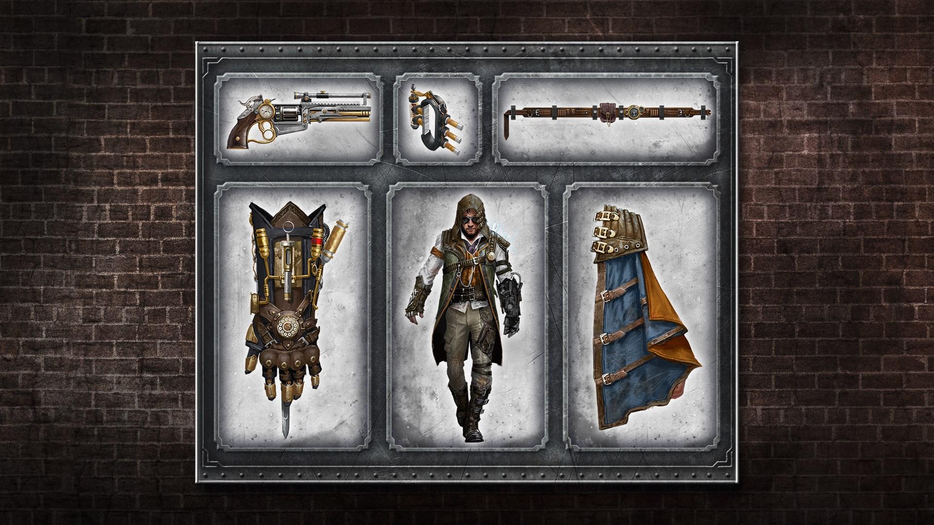 "Assassin's Creed Синдикат - Набор ""Стимпанк"""