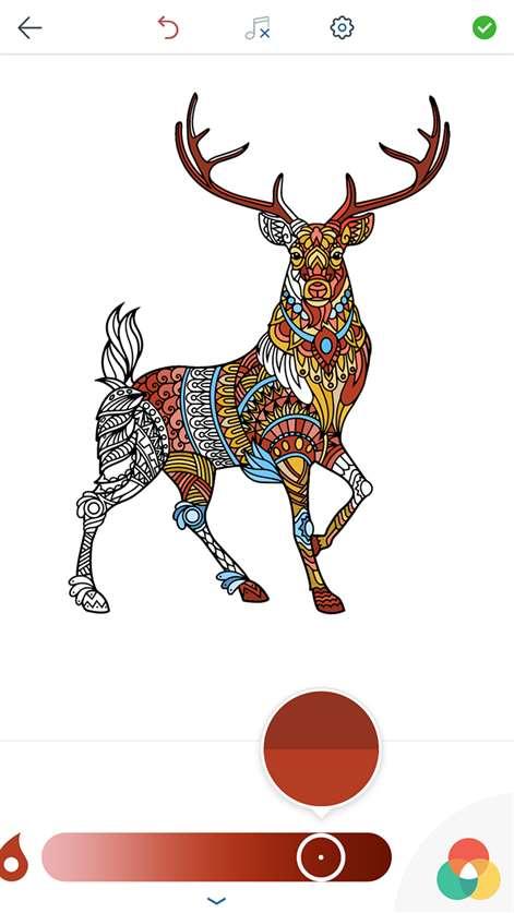 Acquista disegni di animali da colorare per adulti for Animali da colorare per adulti