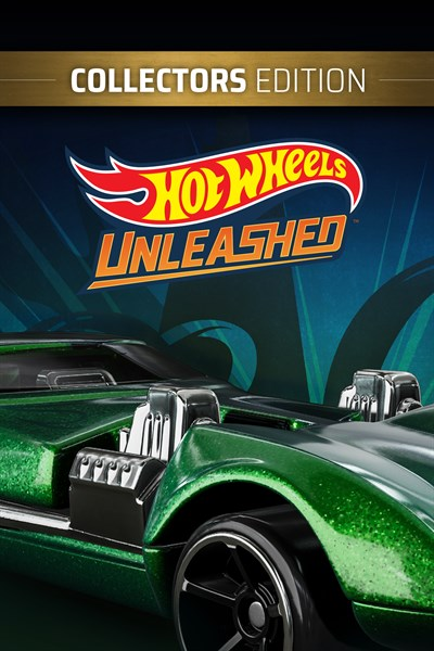 HOT WHEELS UNLEASHED™ - Collectors Edition - Xbox Series X|S