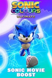 Turbo de la película de Sonic
