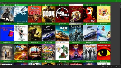Play Windows 8 Games on Windows 10 - Xbox One Support