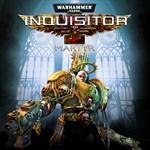 Warhammer 40,000: Inquisitor - Martyr Logo