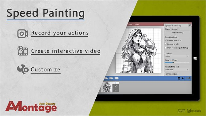 Buy AMontage | Create awesome GIF & Video animation - Microsoft Store