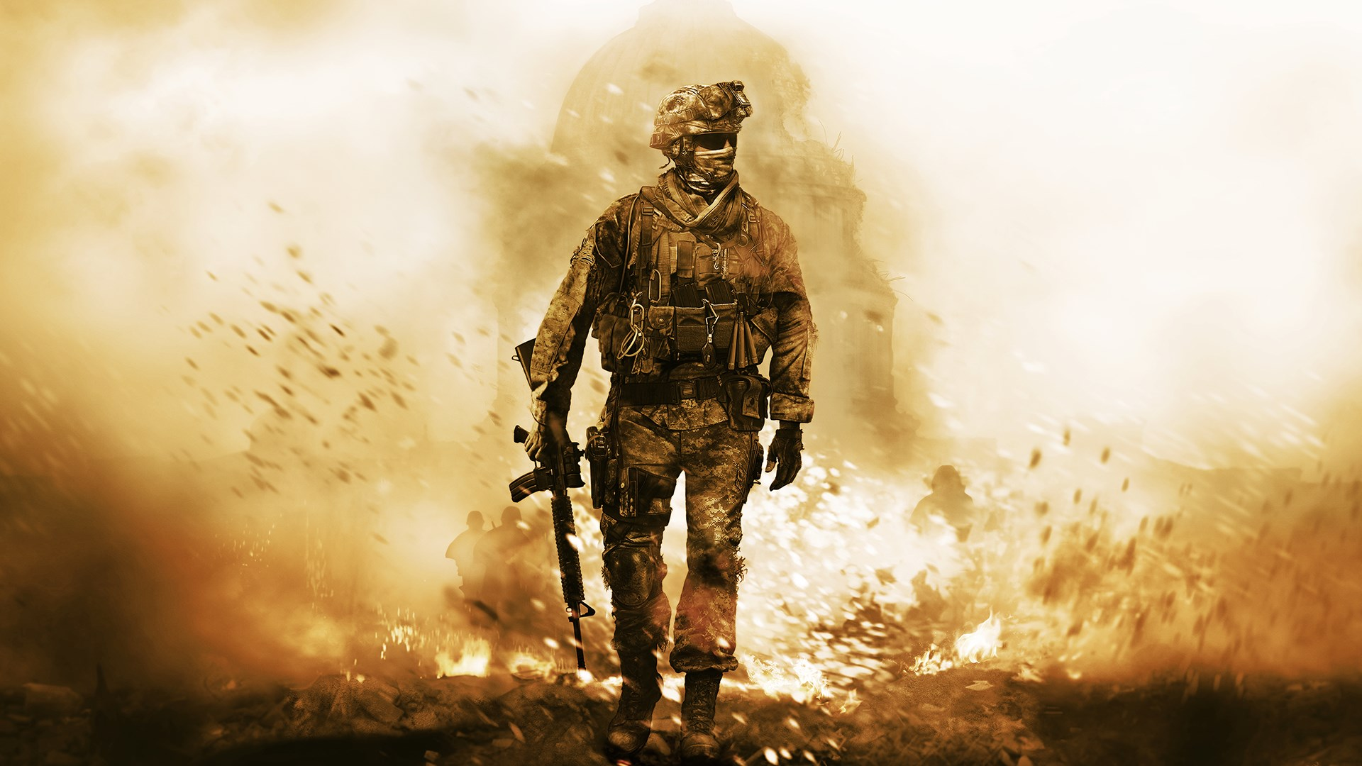 Buy Call Of Duty Modern Warfare 2 Campaign Remastered