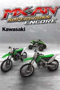 Carátula del juego 2015 Kawasaki Vehicle Bundle