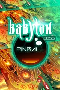 Carátula para el juego Babylon 2055 Pinball de Xbox 360