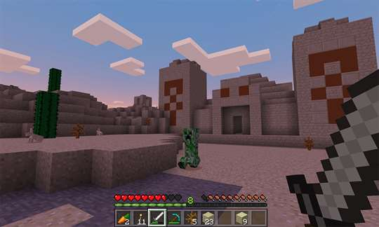 Minecraft for Windows 10 screenshot 4