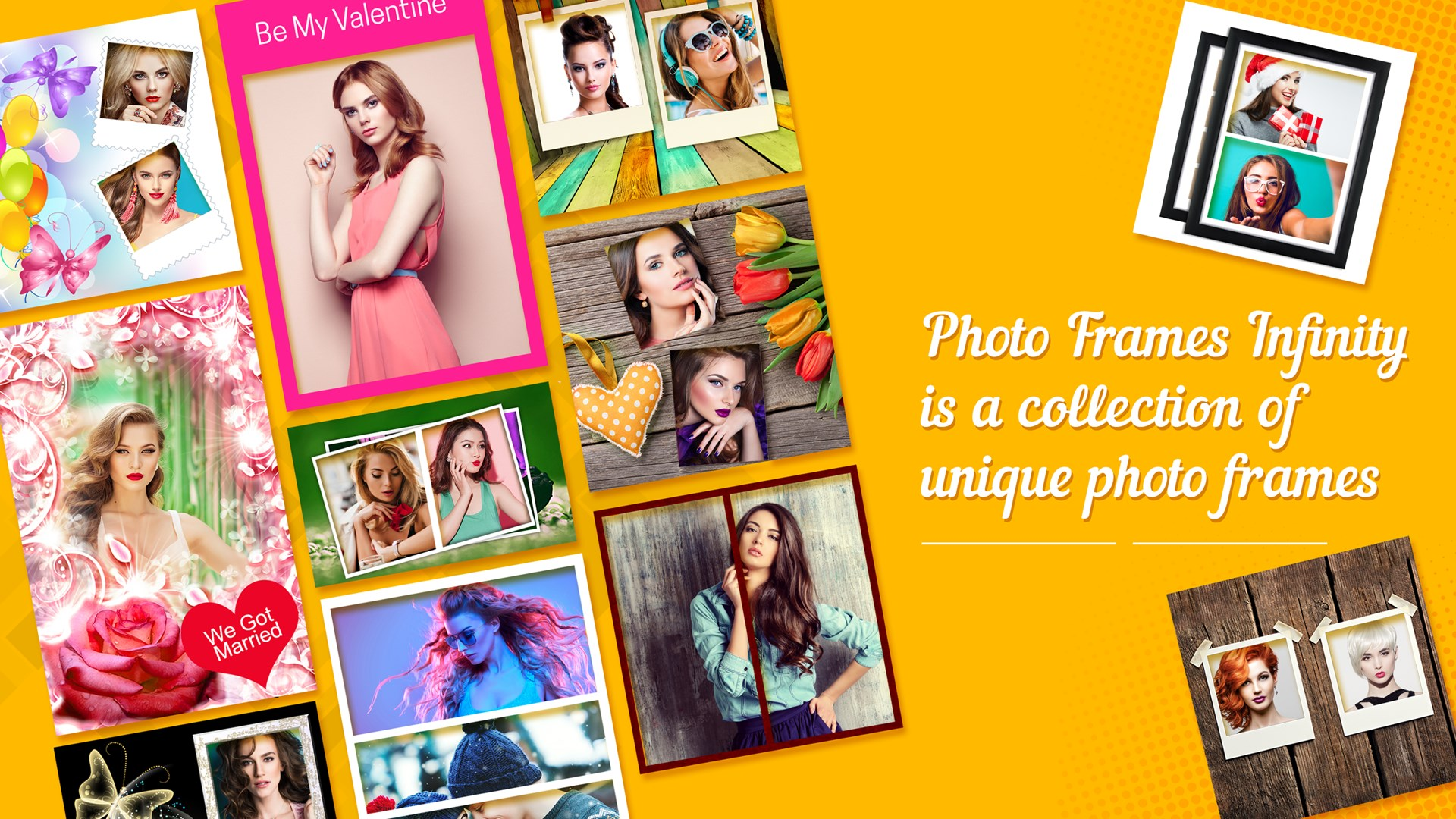 Get Photo Frames Infinity - Microsoft Store