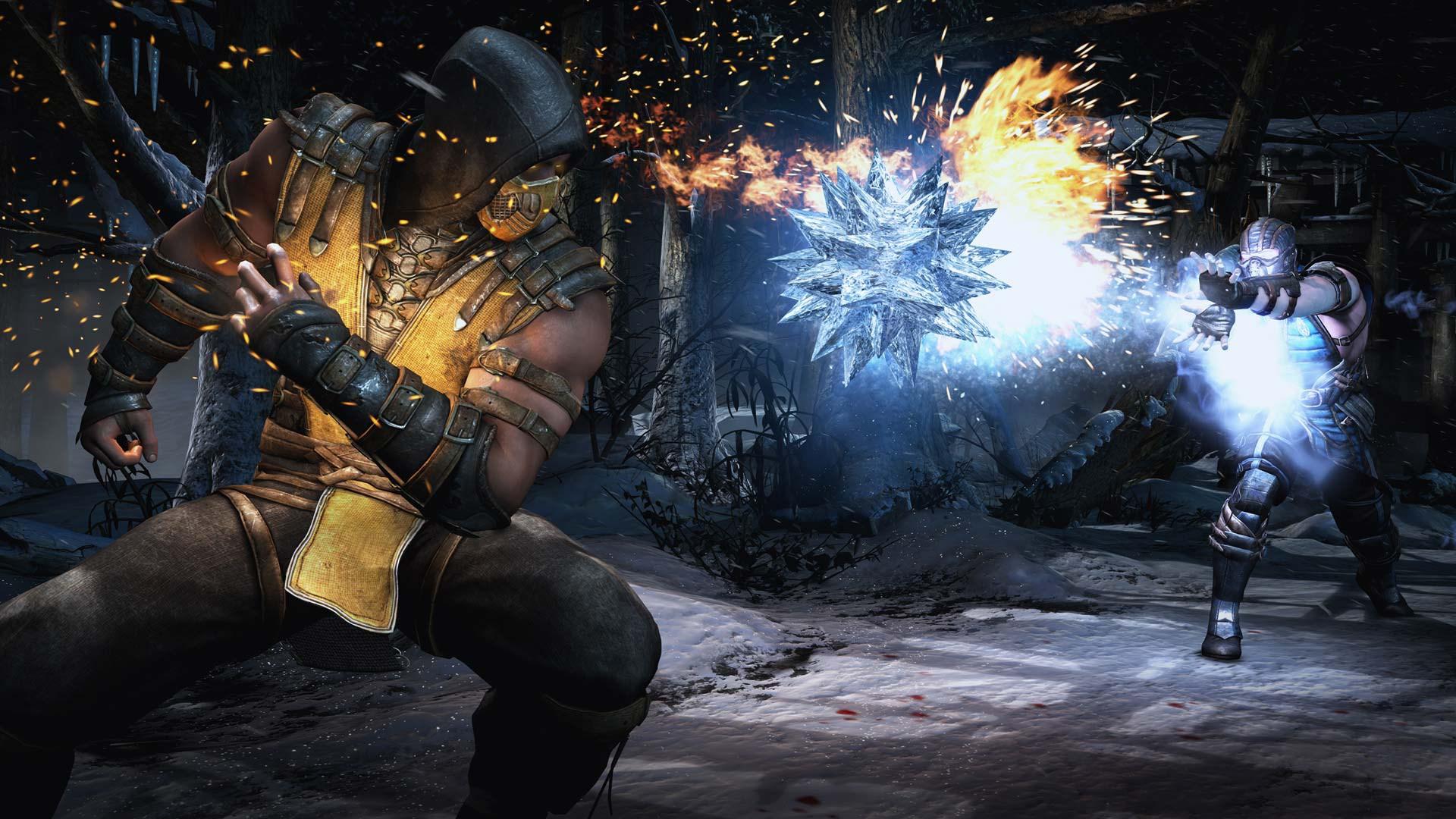 Скриншот №15 к Mortal Kombat X