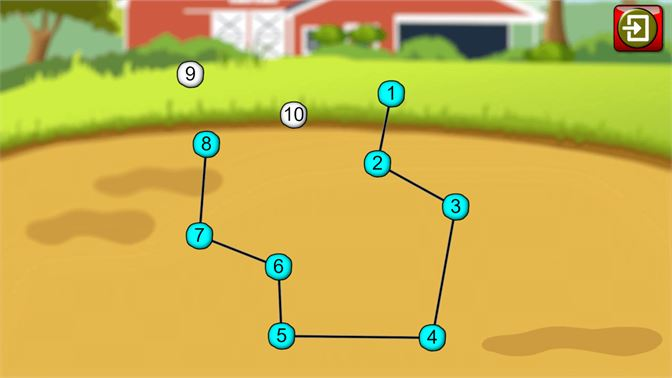 Get Preschool ABC Farm and Animal Join the Dot Puzzles