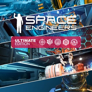 Space Engineers: Ultimate Edition 2019 Xbox One
