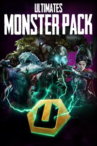 Carátula del juego Ultimates Monster Pack