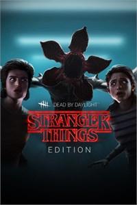 Carátula para el juego Dead by Daylight: Stranger Things Edition de Xbox 360