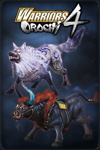 WARRIORS OROCHI 4: Special Mounts Pack 2