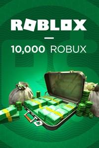 Carátula del juego 10,000 Robux for Xbox
