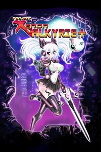 Carátula para el juego Xenon Valkyrie+ de Xbox 360