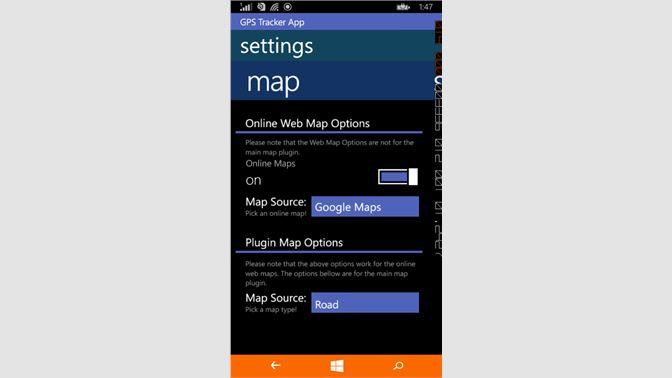 Get GPS Tracker App - Microsoft Store en-IE