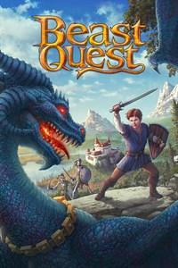 Carátula para el juego Beast Quest de Xbox 360