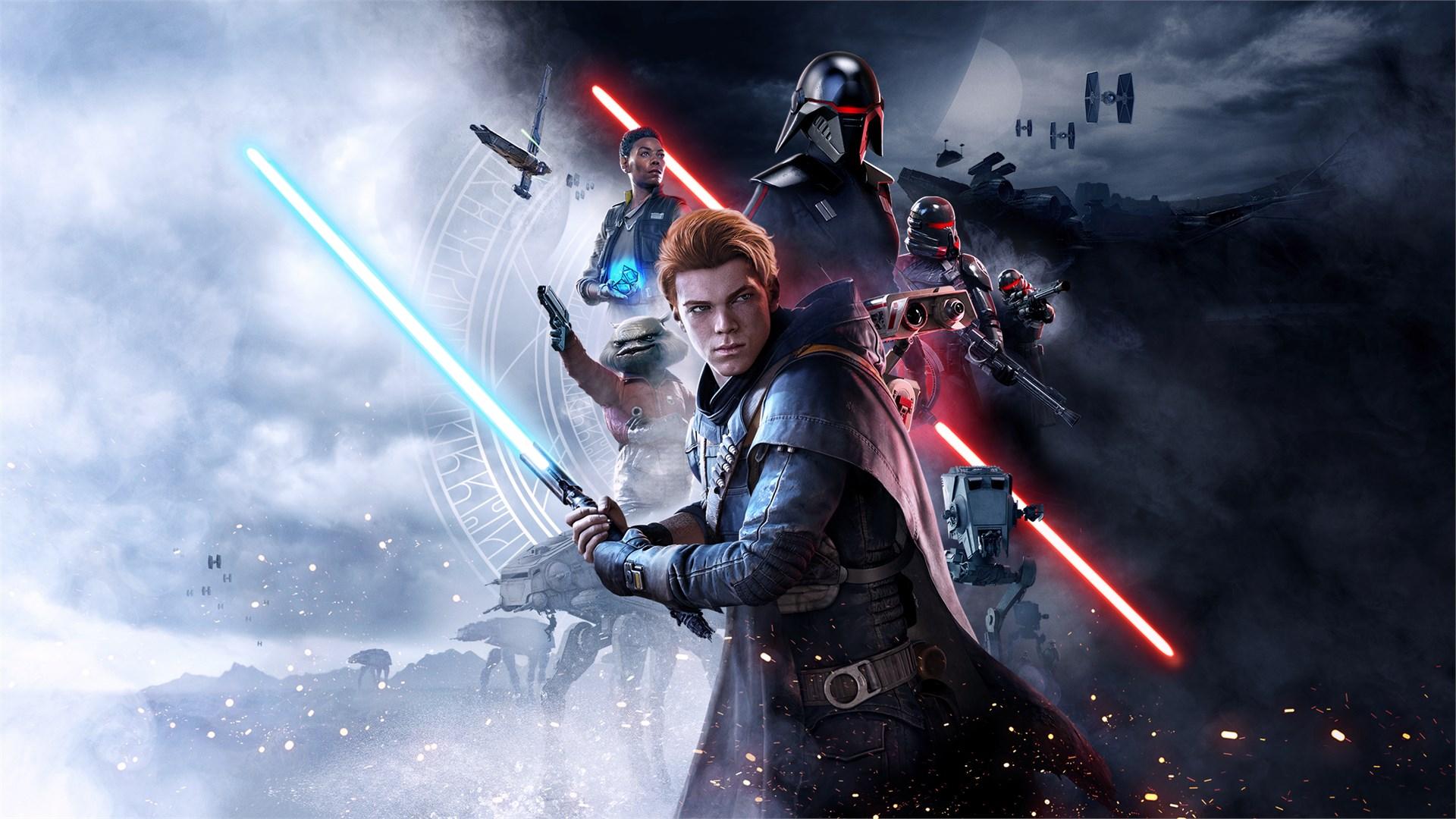 Star Wars Jedi: Fallen Order File Size