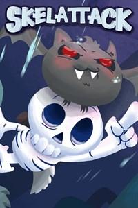 Carátula para el juego Skelattack de Xbox 360