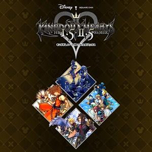 KINGDOM HEARTS - HD 1.5+2.5 ReMIX - (Japanese Ver.) Xbox One