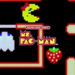 ARCADE GAME SERIES: Ms. PAC-MAN Logo