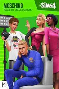 Los Sims™ 4 Moschino Pack de Accesorios