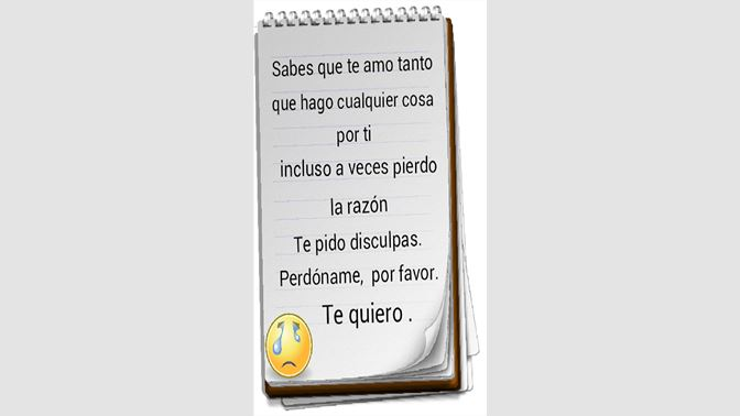 Obtener Frases Pedir Perdon Amor Microsoft Store Es Mx