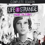 Life is Strange: Before the Storm Complete Season Logo