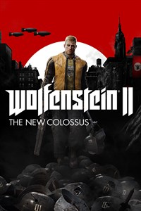 Carátula del juego Wolfenstein II: The New Colossus