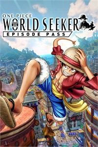 Carátula del juego ONE PIECE World Seeker Episode Pass