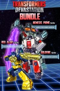 TRANSFORMERS: Devastation DLC Bundle